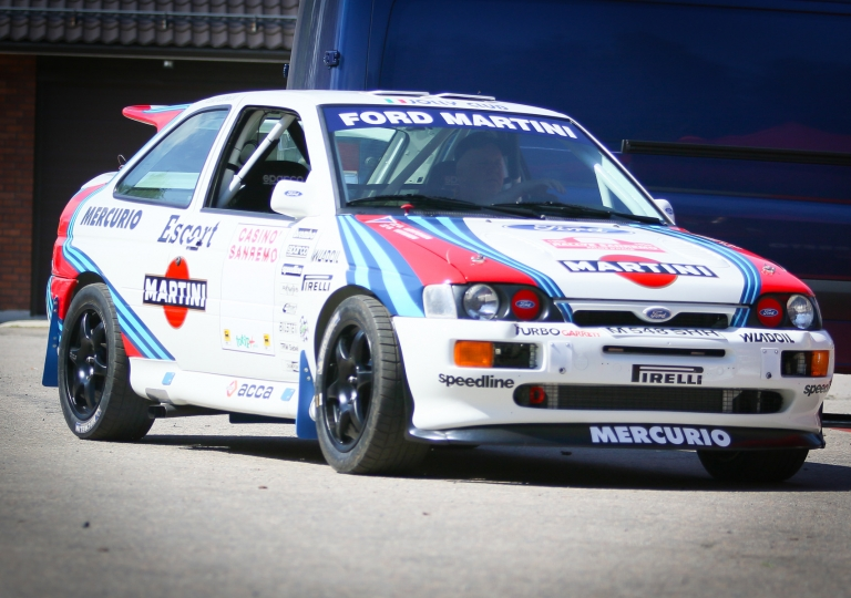 Historic Rally Liveries
